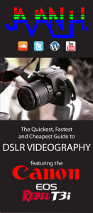 """The Quickest, Fastest, Cheapest Guide to DSLR Videography"""