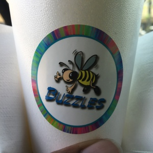 The Buzzles cup.
